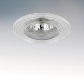 Влагозащищенный встраиваемый светильник Lightstar 006880 Difesa Piano cr (модерн, белый)