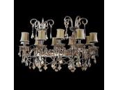 Люстра подвесная Lightstar Osgona 715117 Nativo (классический, коньяк)