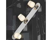 Светильник спот Lussole LSQ-1301-03 Lauria (модерн, хром)