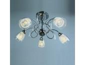 Люстра потолочная MW-Light 356012205 Нежность (модерн, хром)