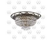 Люстра потолочная MW-Light 351012103 Изабелла (классический, бронза)