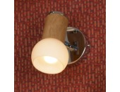 Светильник спот Lussole Saltara LSN-6001-01 (модерн, хром)