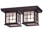 Светильник потолочный Svetresurs/Светресурс 592-727-02 (японский стиль, венге)