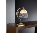 Настольная лампа Reccagni Angelo P 6306 P (классический, золото)