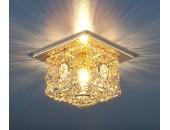 Точечный встраиваемый светильник Elektrostandard 1003 GD (модерн, золото)