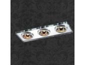 Точечный встраиваемый светильник Novotech 369766 Mirror (модерн, хром)