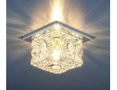 Точечный встраиваемый светильник Elektrostandard 1003 SL (модерн, хром)