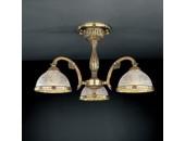 Люстра PL 6122/3 (классический, золото)