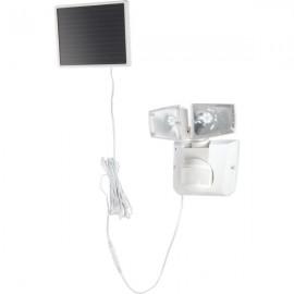 Уличный настенный светильник Globo 3718S SOLAR (модерн, белый)