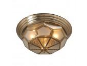 Светильник потолочный Chiaro 397010506 Маркиз (модерн, латунь)