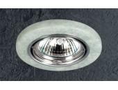 Точечный встраиваемый светильник Novotech 369283 Stone (модерн, хром)