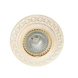 Встраиваемый светильник L`Arte Luce L11051.49 Lyon (классический, золото)