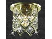 Точечный встраиваемый светильник Novotech 369510 Versal (модерн, золото)