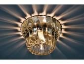 Точечный встраиваемый светильник ArteLamp A8503PL-1CC BRILLIANTS (модерн, хром)