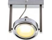 Настольная лампа GLOBO 56946-1 (хай-тек, никель)