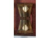 Настольная лампа Lussole Moricone LSX-4004-02 (модерн, коричневый)