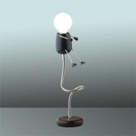 Настольная лампа Odeon Light 2582/1T Riko boy (детский, хром)