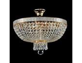 Люстра потолочная Maytoni DIA750-PT40-WG (классический, белое золото)