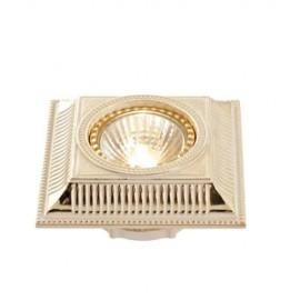 Встраиваемый светильник L`Arte Luce L10451.49 Avallon (классический, золото)