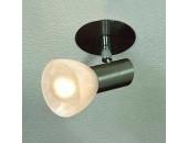 Точечный встраиваемый светильник LSQ-4100-01 (хай-тек, хром матовый)