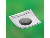 Влагозащищенный встраиваемый светильник Novotech 369307 Aqua (модерн, хром)