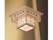 Люстра потолочная Svetresurs/Светресурс 513-717-01 (японский стиль, дерево)