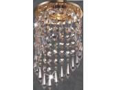 Точечный встраиваемый светильник Novotech 369400 Rain (модерн, золото)