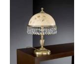Настольная лампа Reccagni Angelo P 6206 M (классический, бронза)