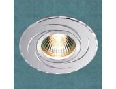 Точечный встраиваемый светильник Novotech 369768 Voodoo (модерн, хром)