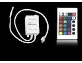 Контроллер для светодиодной ленты Gauss LEDPC201111025RGB 144W 12А с пультом управления цветом
