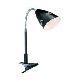 Настольная лампа MarkSlojd 197923 VEJLE (модерн, черный)
