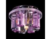 Точечный встраиваемый светильник Novotech 369354 Caramel 3 (модерн, хром)