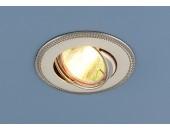 Точечный встраиваемый светильник Elektrostandard 870 PS/N (модерн, серебро-никель)