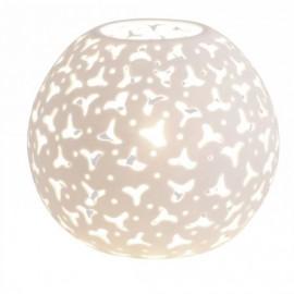 Настольная лампа 21714 (хай-тек, белый)