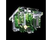 Точечный встраиваемый светильник Novotech 369372 Caramel 2 (модерн, хром)