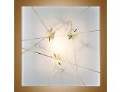 Светильник настенно-потолочный Sonex/Сонекс 1235 Opeli (модерн, хром)