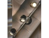 Светильник спот Lussole Tivoli LSN-3121-03 (черный)