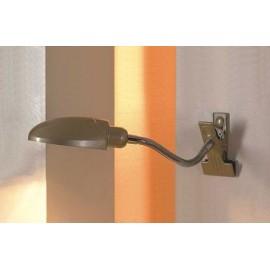 Настольная лампа прищепка Lussole LST-4274-01 (модерн, шампань)