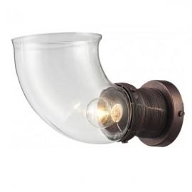 Бра Lussole Loft LSP-9127 (кантри, коричневый)