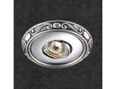 Точечный встраиваемый светильник Novotech 369730 Ceramic (модерн, хром)
