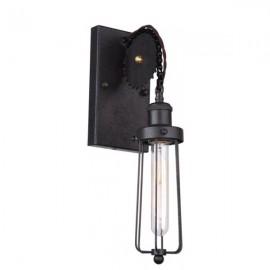 Бра Lussole Loft LSP-9126 (кантри, черный)
