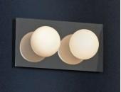 Светильник влагозащищенный Lussole LSQ-8901-02 Malta (модерн, хром)