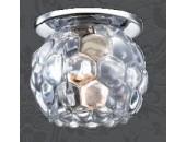 Точечный встраиваемый светильник Novotech 369806 Nord (модерн, хром)
