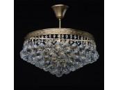Люстра потолочная MW-Light 232017004 (классический, бронза)