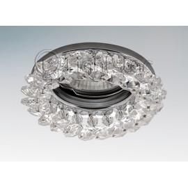 Точечный встраиваемый светильник Lightstar 030304 Onora cr (модерн, хром)