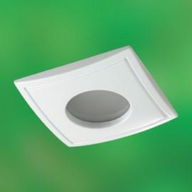 Влагозащищенный встраиваемый светильник Novotech 369309 Aqua (модерн, белый)