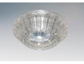 Точечный встраиваемый светильник Lightstar 006332 Torcea (модерн, прозрачный)