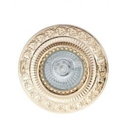 Встраиваемый светильник L`Arte Luce L11051.08 Lyon (классический, золото)