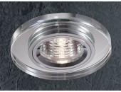 Точечный встраиваемый светильник Novotech 369436 Mirror (модерн, хром)