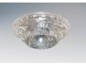 Точечный встраиваемый светильник Lightstar 006333 Onde (модерн, прозрачный)